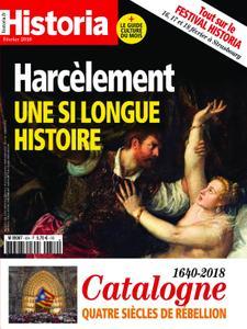 Historia - février 2018