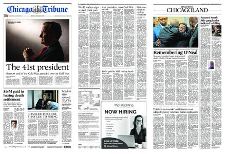 Chicago Tribune – December 01, 2018