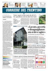 Corriere del Trentino - 7 Febbraio 2018