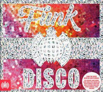 VA - Ministry Of Sound: Funk The Disco [3CD] (2016)