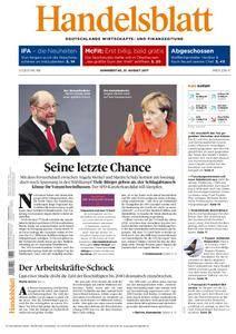Handelsblatt - 31. August 2017