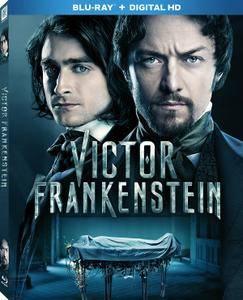 Victor Frankenstein / Виктор Франкенштейн (2015)