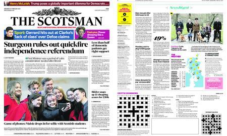 The Scotsman – February 06, 2019