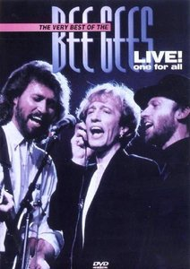Bee Gees - Live! One For All (The Very Best Of Bee Gees) (1990)