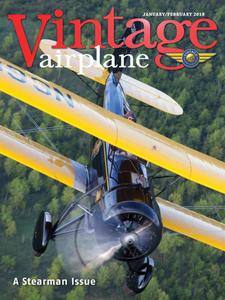Vintage Airplane - January/February 2018