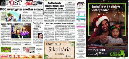 The Guam Daily Post – November 20, 2019