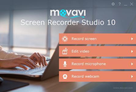 Movavi Screen Recorder Studio 10.2.0 Multilingual