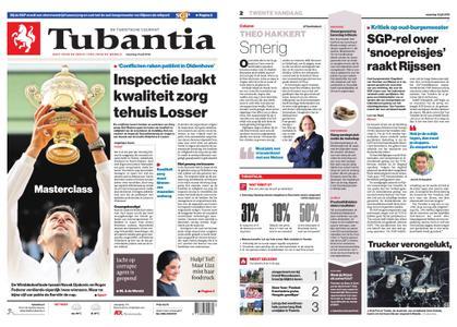Tubantia - Enschede – 15 juli 2019