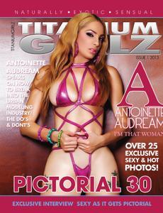 Titaniumgirlz Magazine - Issue 1 2013
