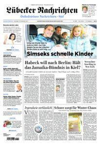 Lübecker Nachrichten Ostholstein Süd - 12. Dezember 2017