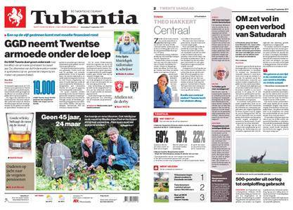 Tubantia - Hengelo – 27 september 2017
