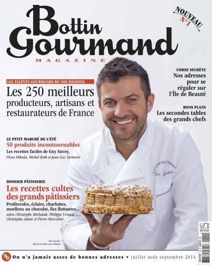 Bottin Gourmand - Juillet/Septembre 2014
