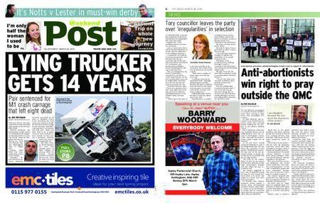 Nottingham Post – March 24, 2018