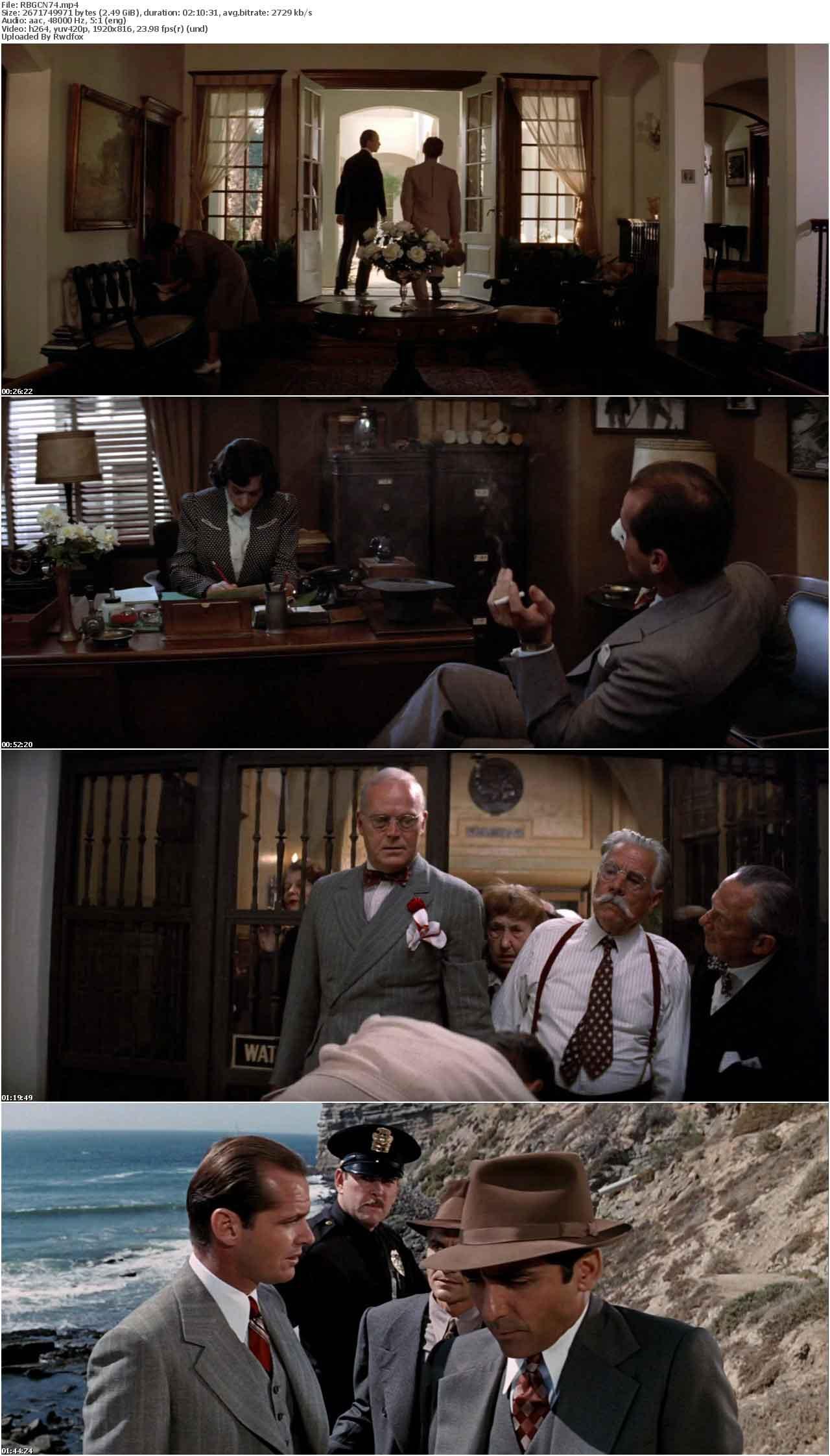Chinatown (1974)