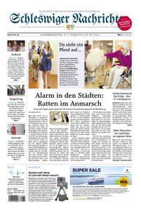 Schleswiger Nachrichten - 10. August 2019