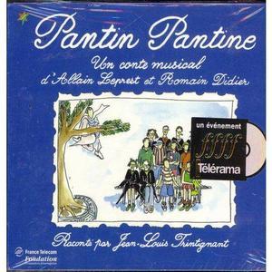 (Conte musical) PANTIN PANTINE Conte pour Enfants @320
