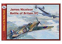 James Nicolson Battle of Britain VC: From his blazing cockpit, he chased and beat his enemy