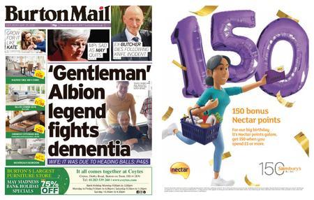 Burton Mail – May 25, 2019