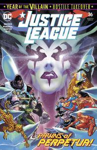 Justice League 036 2020