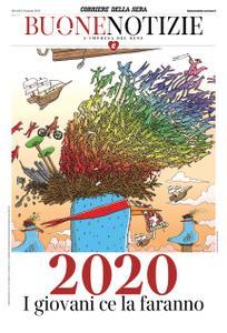 Corriere della Sera Buone Notizie – 02 gennaio 2020