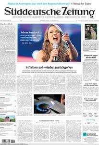 Süddeutsche Zeitung  - 15 Oktober 2021