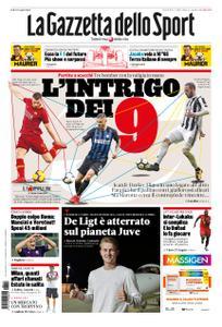 La Gazzetta dello Sport Roma – 17 luglio 2019