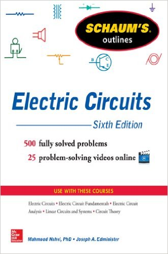 Schaum's Outline of Electric Circuits (6th edition) (Repost)
