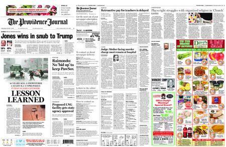 The Providence Journal – December 13, 2017