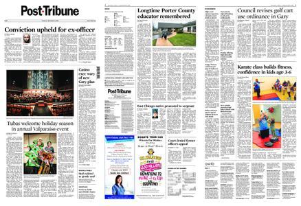 Post-Tribune – December 04, 2018
