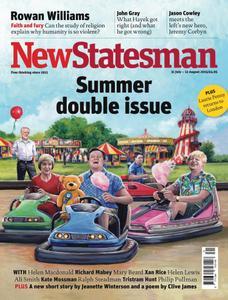 New Statesman - 31 July - 13 August 2015