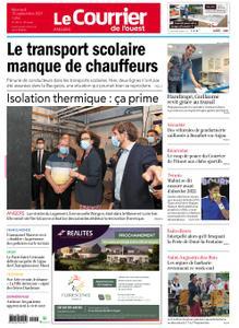 Le Courrier de l'Ouest Angers – 15 septembre 2021