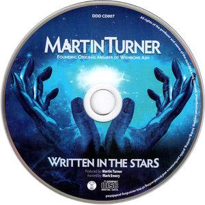 Martin Turner (Wishbone Ash) - Written In The Stars (2015)