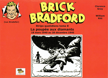 Brick Bradford - Tome 8 - La Poupee Aux Diamants (Strips)