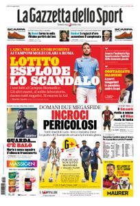 La Gazzetta dello Sport Sicilia – 07 novembre 2020
