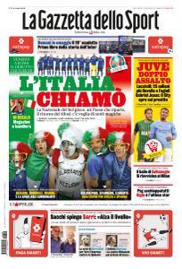 La Gazzetta dello Sport Nazionale - 9 Giugno 2021