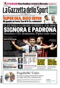 La Gazzetta dello Sport Sicilia – 12 novembre 2018
