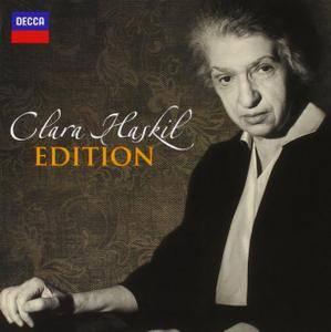 Clara Haskil - Clara Haskil Edition (17CDs, 2010)