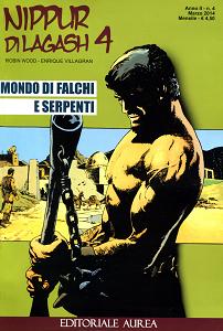 Nippur Di Lagash - Volume 4 - Mondo Di Falchi E Serpenti