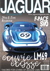 Jaguar Magazine - Issue 199, 2019