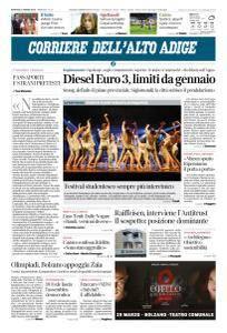 Corriere dell'Alto Adige - 27 Marzo 2018