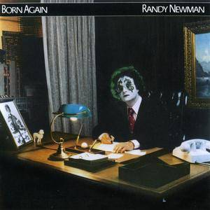 Randy Newman - Born Again (1979) Reissue 1990