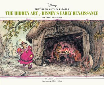 They Drew as They Pleased v05 - The Hidden Art of Disney's Early Renaissance - The 1970s and 1980s (2019) (digital) (Salem-Emp
