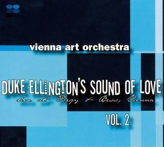 Vienna Art Orchestra - Duke Ellington's Sound of Love, Vol. 2 (2003) {EmArcy 0602498654194}