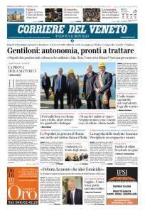 Corriere del Veneto Padova e Rovigo - 25 Ottobre 2017