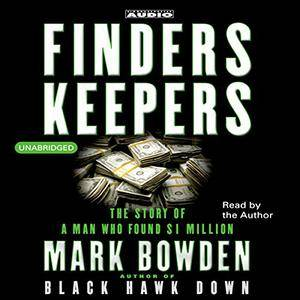 Finders Keepers: The Story of a Man Who Found $1 Million [Audiobook] {Repost}