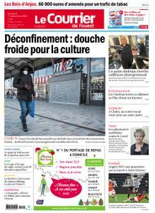 Le Courrier de l'Ouest Cholet – 11 décembre 2020