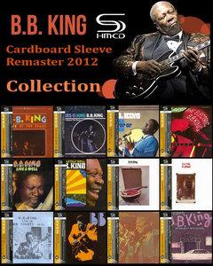 B.B. King: 12 Albums Mini LP SHM-CD Collection (1965-1978) [2012, Universal Music, UICY-94836~47] Re-up
