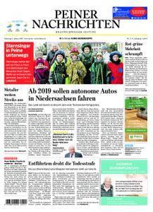 Peiner Nachrichten - 06. Januar 2018