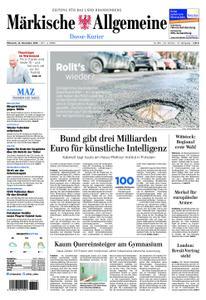 Märkische Allgemeine Dosse Kurier - 14. November 2018