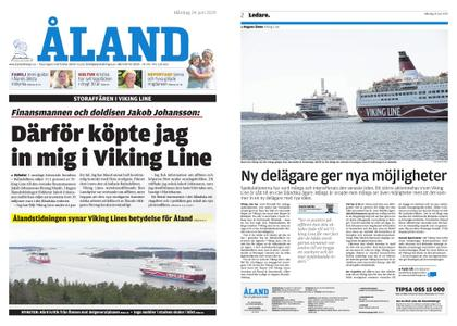 Ålandstidningen – 24 juni 2019
